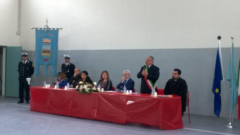 Inaugurata palestra a Mesoraca